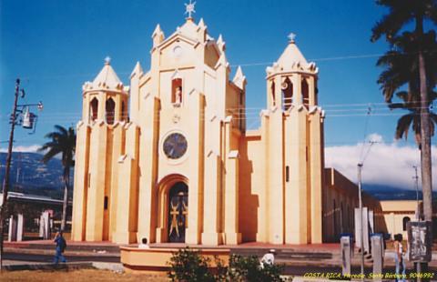 Santa Bárbara Heredia  Costa Rica